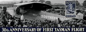 First Trans-Tasman Flight 30th Anniversary - Kingsford Smith