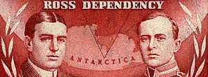 1957 Ross Dependency - Pictorials