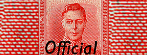 King George VI Officials