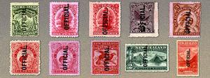 1907 Officials