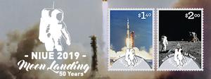 Niue Moon Landing 50 Years
