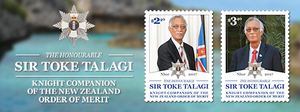 The Honourable Sir Toke Talagi