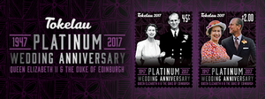 Tokelau Platinum Wedding Anniversary