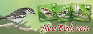 Niue Birds 2011