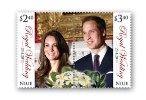 Niue 2011 Royal Wedding