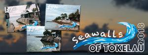 Seawalls of Tokelau