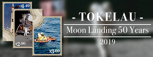 Tokelau Moon Landing 50 Years