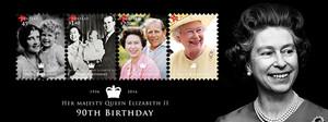 Tokelau - 90th Birthday of Queen Elizabeth II