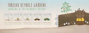Tokelau Keyhole Gardens