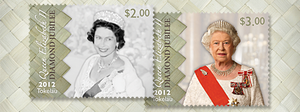 Tokelau Queen Elizabeth II Diamond Jubilee