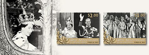 Tokelau Queen Elizabeth II - 60th Anniversary of the Coronation