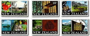 1967-69 Later Definitives