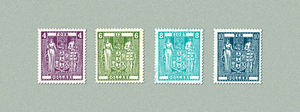 Decimal Arms Postage Fiscals