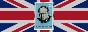 Sir Winston Churchill - Commonwealth Day