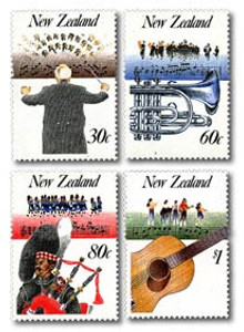 Music in New Zealand
