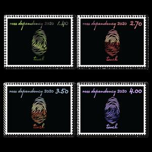 2020 Ross Dependency: Seasons of Scott Base Set of Mint Stamps