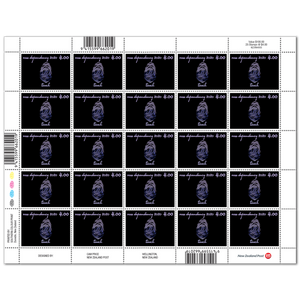 2020 Ross Dependency: Seasons of Scott Base $4.00 Stamp Sheet
