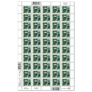 2020 Scenic Definitives $4.20 Stamp Sheet