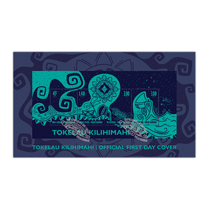 2020 Tokelau Kilihimahi Miniature Sheet First Day Cover