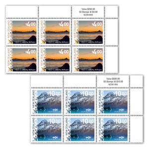 2020 Scenic Definitives Set of Value Blocks