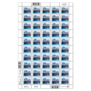 2020 Scenic Definitives $10.00 Stamp Sheet