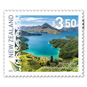2020 Scenic Definitives $3.50 Self-adhesive Stamp