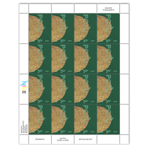 Niue Weaving 2020 30c Stamp Sheet