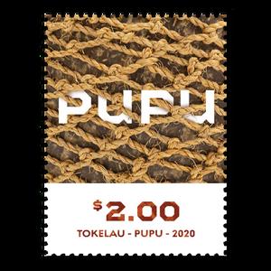 Tokelau Weaving 2020 $2.00 Stamp