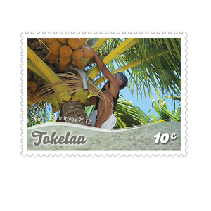 Tokelau Scenic Definitives 2012 10c Stamp