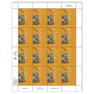 Niue Weaving 2020 $2.00 Stamp Sheet