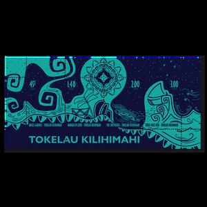 2020 Tokelau Kilihimahi Used Miniature Sheet