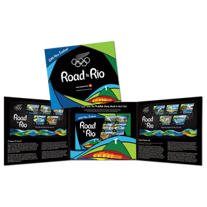 2016 Road to Rio Presentation Pack
