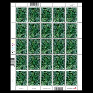 2020 Nga Hau e Wha - The Four Winds $3.30 Stamp Sheet