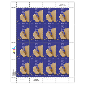 Niue Weaving 2020 $1.40 Stamp Sheet