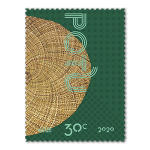 Niue Weaving 2020 30c Stamp