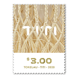 Tokelau Weaving 2020 $3.00 Stamp