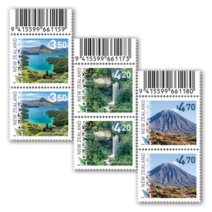 2020 Scenic Definitives Set of Barcode B Blocks
