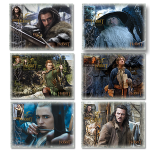 The Hobbit: The Desolation of Smaug Set of Maximum Cards