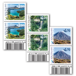2020 Scenic Definitives Set of Barcode A Blocks