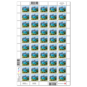2020 Scenic Definitives $3.50 Stamp Sheet