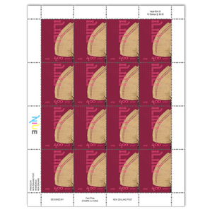 Niue Weaving 2020 $4.00 Stamp Sheet
