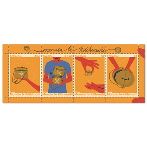 Tokelau Christmas 2019 Cancelled Miniature Sheet