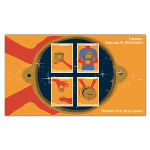 Tokelau Christmas 2019 First Day Cover