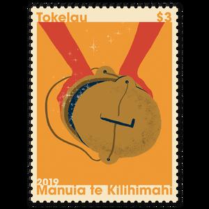 Tokelau Christmas 2019 $3.00 Stamp