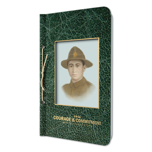 1916 Courage & Commitment Miniature Sheet Booklet