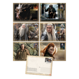 The Hobbit: The Battle of the Five Armies Set of Maximum Cards
