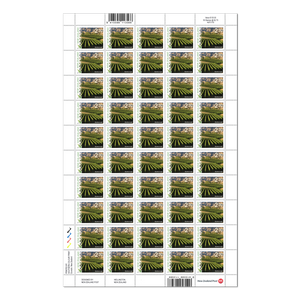 2016 Scenic Definitives $2.70 Stamp Sheet