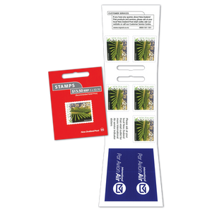 2016 Scenic Definitives $2.70 Self Adhesive Booklet