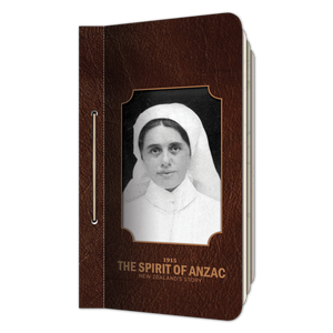 1915 The Spirit of Anzac Miniature Sheet Booklet