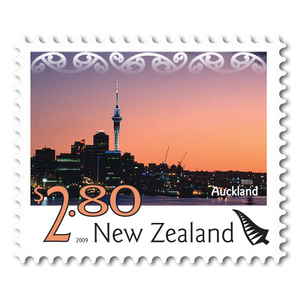2009 Scenic Definitives $2.80 Stamp